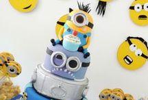 Festa dos Minions por Madame Tutu / Minions Party / Despicable Me Party / Festa Minions / Festa Meu Malvado Favorito.