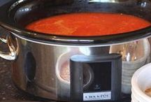 Slow Cooker Recipes / by Carol Schaeffer