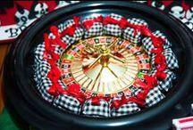 Casino Party! / Party decoration / Casino Party / Festa de Cassino / Deck of cards / Las Vegas Party