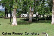Cairns ~ Cemeteries