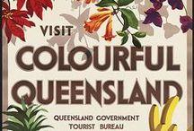Queensland Posters