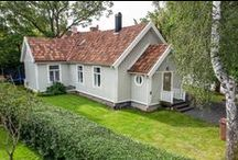 My Dream Home In Scandinavia / Houses and Places in Scandinavia / by Anne Shepherd