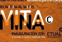 Vitamina C / Expo colectiva de dibujo