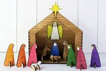 Xmas Nativity / by Margery Brown