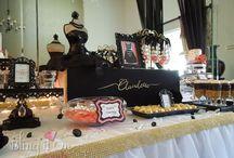 Claudette's Bridal Shower / Candy Buffet