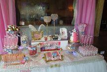 Tatiana's Sweet 16 / Sweet 16 Candy Buffet