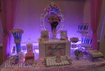 Valeria's Quinceanera / Quinceanera Candy Buffet