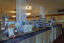 Marissa & Antonio's Wedding / Wedding Candy Buffet