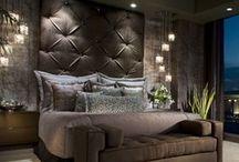 Bedrooms / Master bedroom inspiration