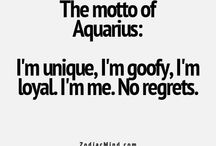 Aquarius I am!