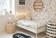 Children's Bedrooms / Children's Bedrooms