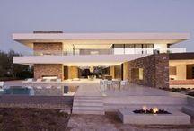 Casas modernas, minimalistas