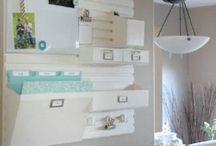 Casa Organizacion e ideas creativas, house organisation, hus organisasjon , organisação da casa