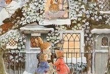 winter atmosphere and christmas / paesaggi oggetti scene che evocano atmosfere magiche invernali ed il natale