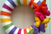 wreaths--στεφανια