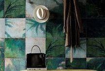 Dschungel - interior design / Wer sagt, dass es in der Stadt grau sein muss? -  Hol' Dir das Dschungel-Feeling nach Hause :-)