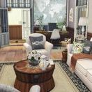 My Sims 4 Living Rooms (Decoration) / My decorated Living Rooms in Sims 4 Pisc