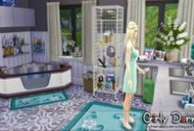My Sims 4 Bath Rooms (Decoration) / My decorated Bath Rooms in Sims 4