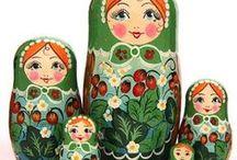 Matryoshka----μπαμπουσκα