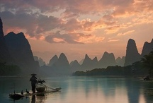 CHINA / I'm fascinated with China. Love the people, the food and the culture.  / by Adeline Isaacs