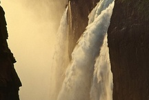 Waterfalls / What a wonderful world! I am always in awe... / by Adeline Isaacs