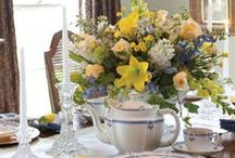 Tablescapes / by marjorie mc caulay