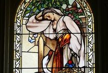 Stained Glass / by marjorie mc caulay