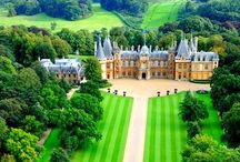Good Old England - Castles, Great Houses, and Sites of UK / The Iron Lady! / by Adeline Isaacs