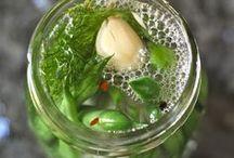 Preserve the Season / Food Preservation
