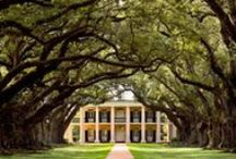 Louisiana Destinations / Must see places in South Louisiana