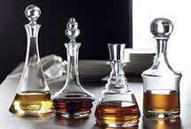 NFTH loves.....decanters / Quality, unique and bespoke decanters.