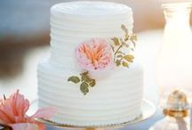 Wedding Cakes / Stunning wedding cake designs to give you plenty of ideas for your own.