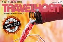 Issues of TravelHost Louisiana / Current and Past issue of TravelHost South Louisiana