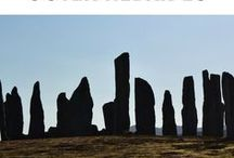 Outer Hebrides Travel / Travel inspiration and advice for visiting the Outer Hebrides, Scotland.