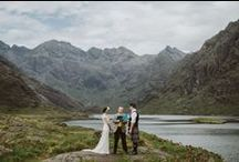 Highland Wedding Inspiration