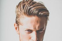Men's style / Men's hairstyles, men's style. Sophisticated Men.