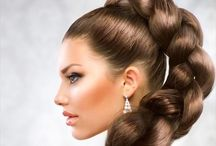 Special Occasion Fancy hair / Up-do, hairstyles