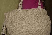 Crochet - Bags\Clutch (Bolsas\Carteiras)