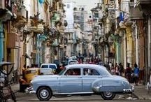 Cuba Travel / Travel inspiration and advice for when you visit Cuba.