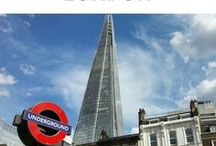 London Travel / London Calling! Travel inspiration and advice for when you visit London, England.