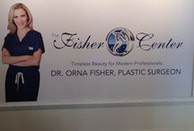 Orna Fisher M.D., board-certified plastic surgeon