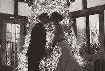 Christmas Weddings / Be inspired this festive season by these beautiful images of Christmas themed weddings.