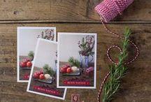 Christmas - Cartoleria di Natale / Biglietti di auguri e cartoline di Natale