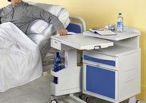 VANIty  hospital bedside cabinets