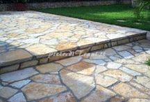 Pietre di Trani Cioffi / Pietra di Trani per pavimenti o rivestimenti