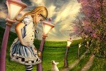Alice in wonderland Stuffs