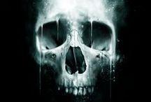 I love skulls / Skulls  / by Darkened Moon
