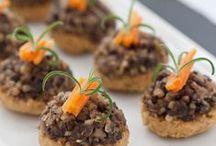 Highland Wedding Food Glorious Food