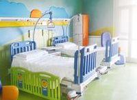 SMILE - pediatric bed / pediatric bed