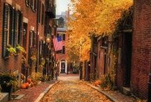 Boston Travel / Travel inspiration and advice on what to see and do in Boston, Massachusetts.